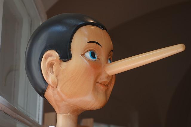 Pinocchio-v nos, klamár, podvod.jpg