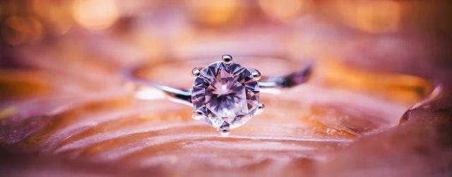 detail prsteňa